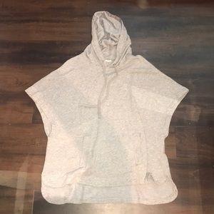 J.Crew short sleeve hoodie